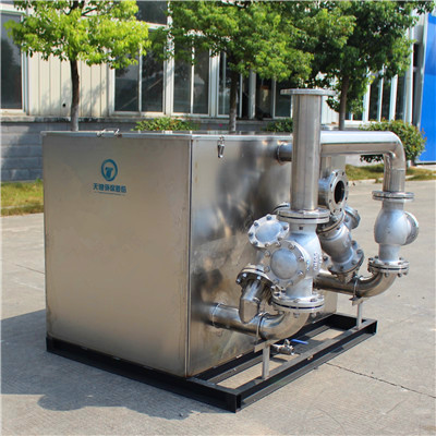 tjwt3一体化污水提升设备